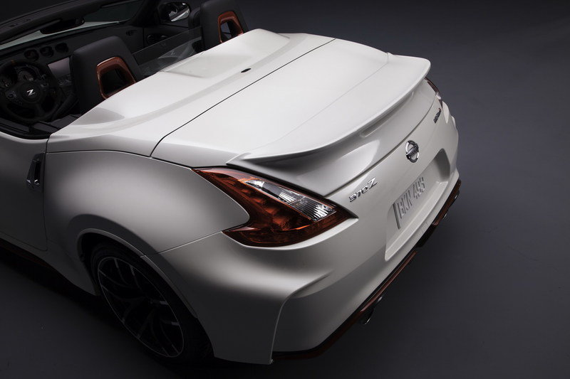 2015 Nissan 370Z Nismo Roadster Concept Exterior - image 616664