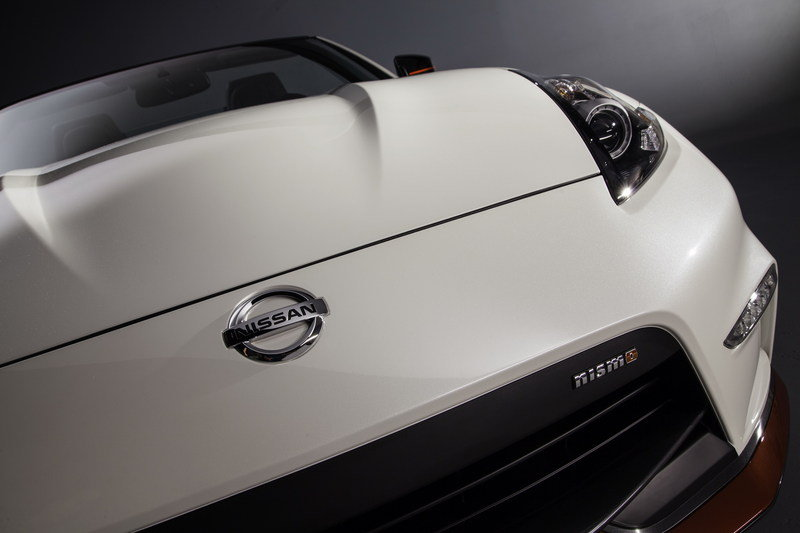 2015 Nissan 370Z Nismo Roadster Concept Exterior - image 616665