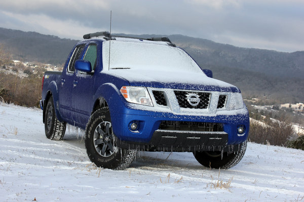 nissan announces 2016 lineup changes xterra dead truck news top speed. Black Bedroom Furniture Sets. Home Design Ideas