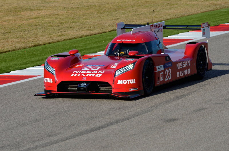 2015 Nissan GT-R LM NISMO High Resolution Exterior - image 614796