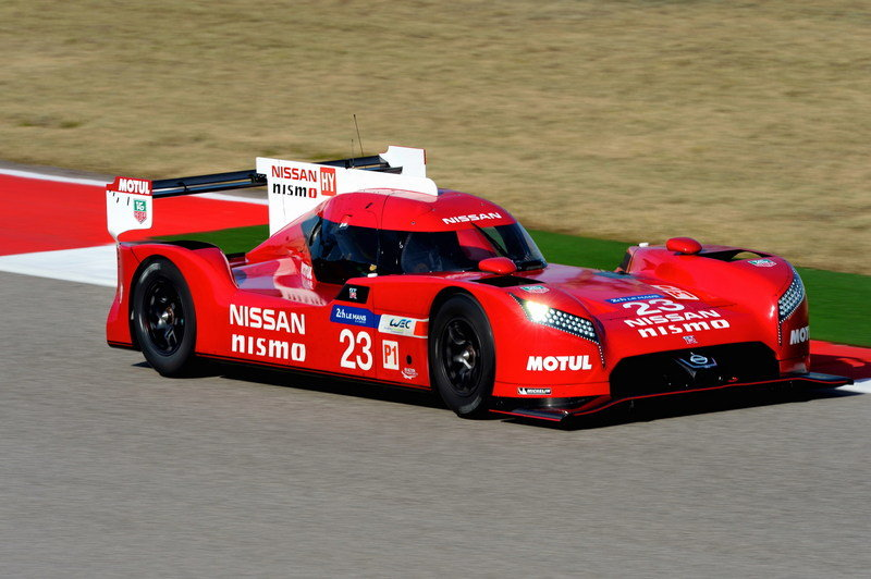 2015 Nissan GT-R LM NISMO High Resolution Exterior - image 614797