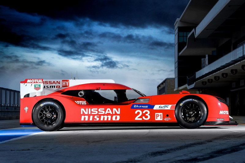 2015 Nissan GT-R LM NISMO High Resolution Exterior - image 614789