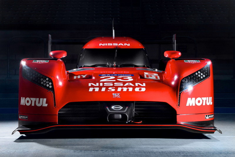 2015 Nissan GT-R LM NISMO High Resolution Exterior - image 614790