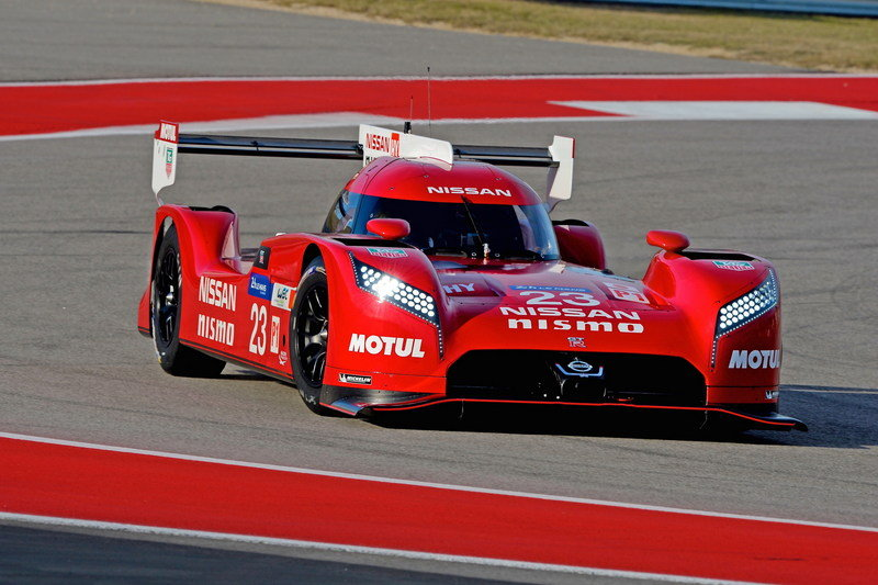 2015 Nissan GT-R LM NISMO High Resolution Exterior - image 614793