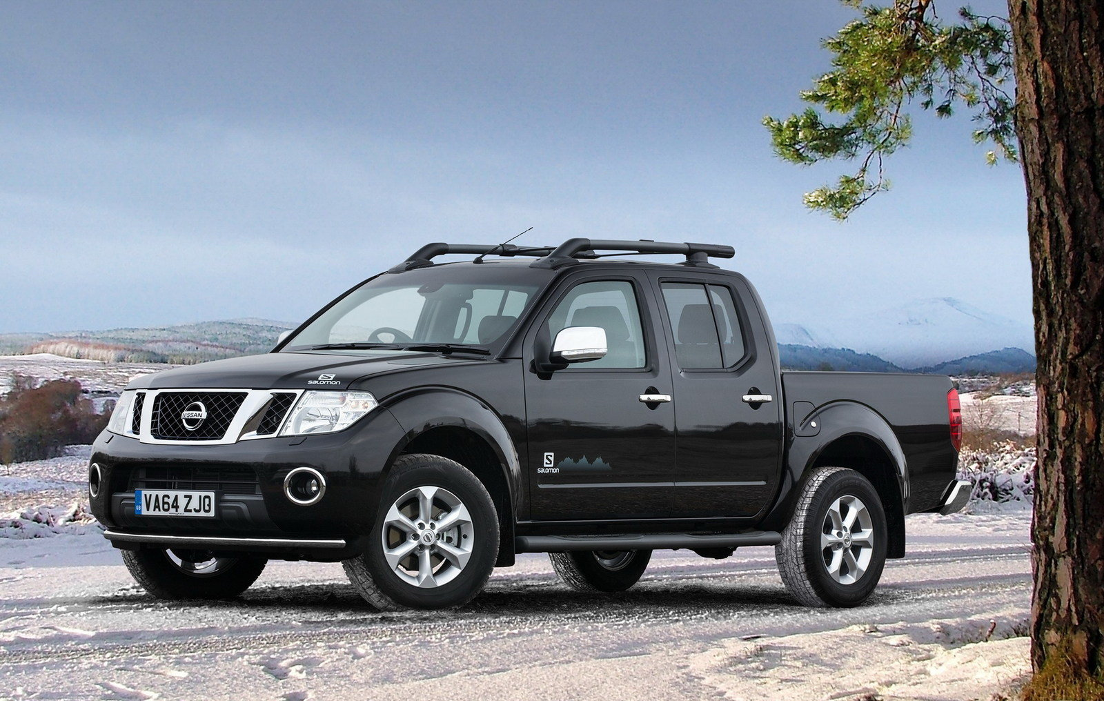 2015 nissan navara salomon picture 617922 truck review. Black Bedroom Furniture Sets. Home Design Ideas