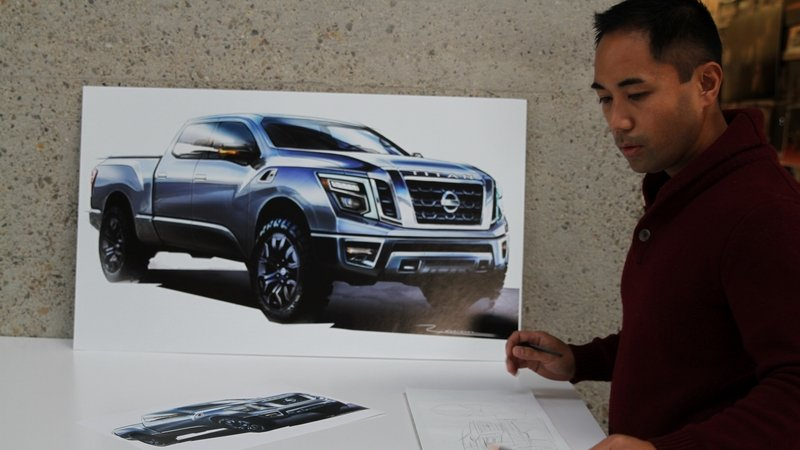 "Nissan ""Titan Truckumentary"" Chapter 3 - Sketch Pad: Video"