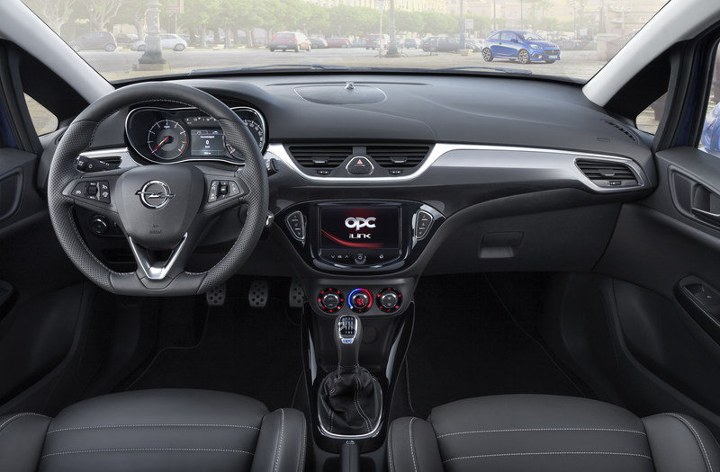 2015 Opel Corsa OPC High Resolution Interior - image 615550