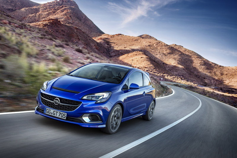 2015 Opel Corsa OPC High Resolution Exterior Wallpaper quality - image 615540
