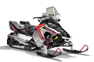 2015 Polaris 600 Switchback Adventure
