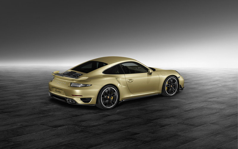 2015 Porsche 911 Turbo And Turbo S Aerokit High Resolution Exterior - image 615073