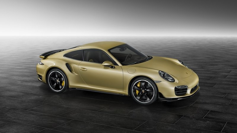 2015 Porsche 911 Turbo And Turbo S Aerokit Exterior - image 615076