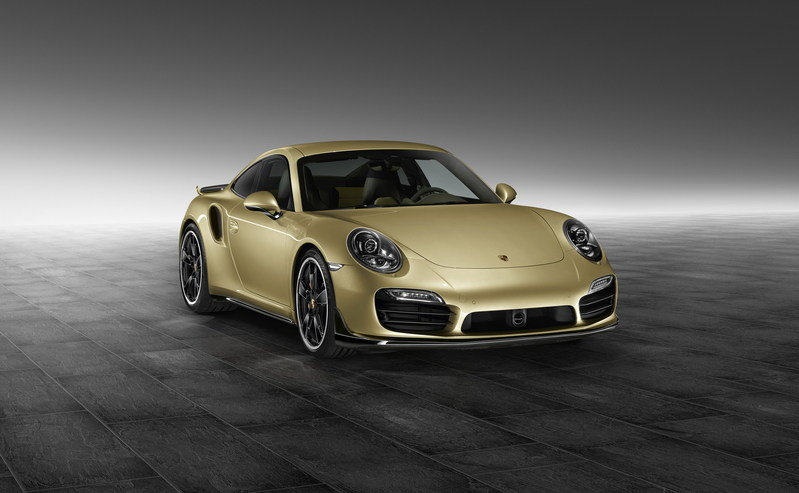 2015 Porsche 911 Turbo And Turbo S Aerokit
