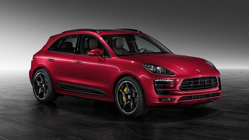 2015 Porsche Macan Turbo Impulse Red Metallic By Porsche Exclusive