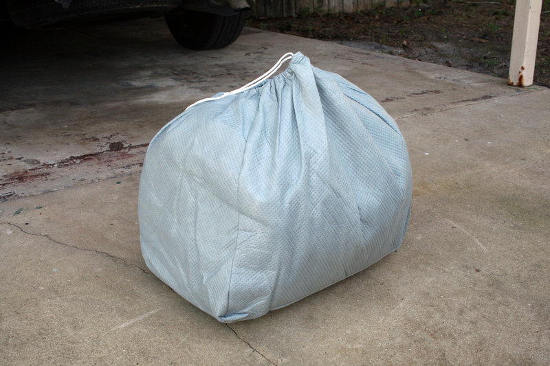 Empire Car Covers: Product Review: Empire Covers Titan 5L Car Cover