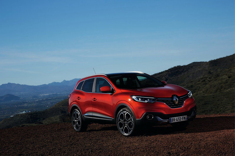 2015 Renault Kadjar High Resolution Exterior - image 614987