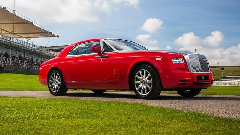 2015 Rolls-Royce Phantom Coupe Al-Adiyat Collection