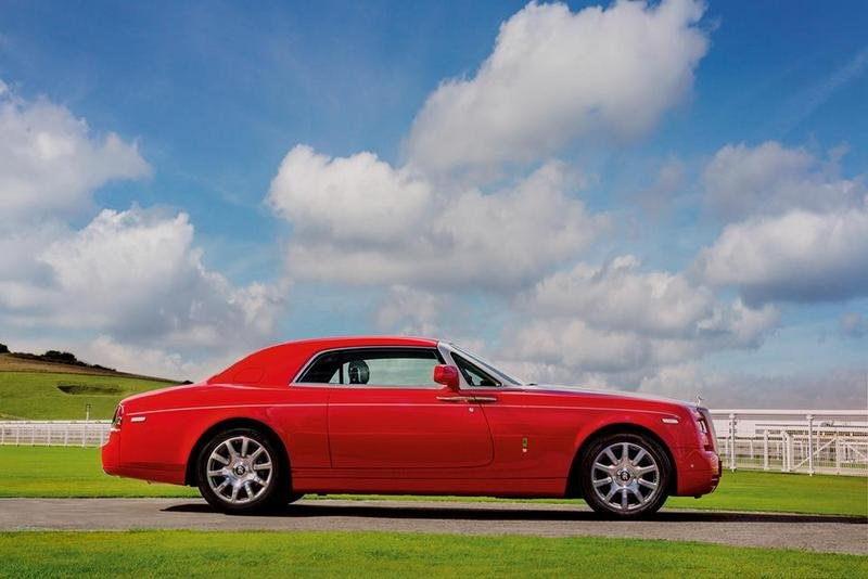 2015 Rolls-Royce Phantom Coupe Al-Adiyat Collection Exterior - image 618803