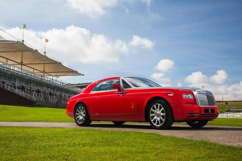 2015 Rolls-Royce Phantom Coupe Al-Adiyat Collection Exterior - image 618805