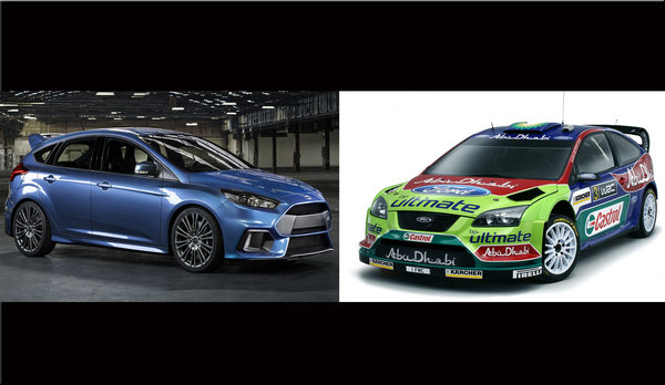 2016 Ford Focus RS VS Ford Focus WRC News  Top Speed