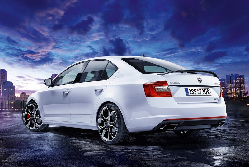 2015 Skoda Octavia vRS 230 High Resolution Exterior Wallpaper quality - image 618638