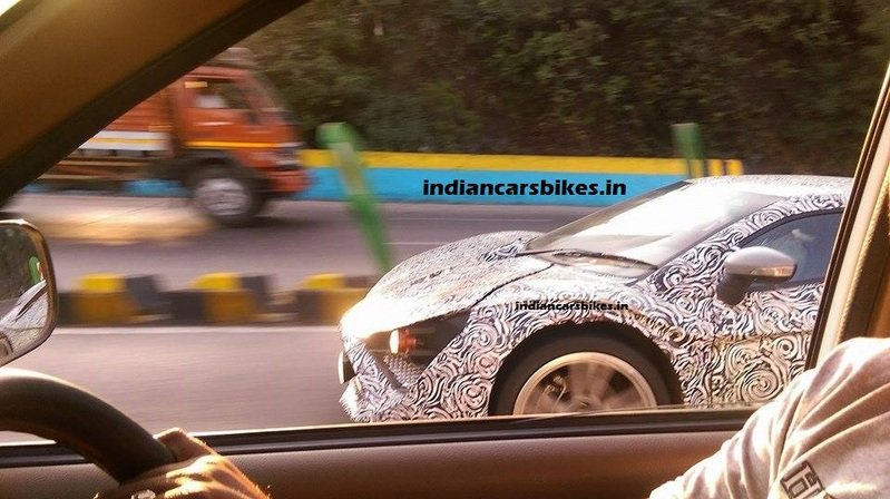 Spy Shots: DC Avanti Caught On The Road Exterior Spyshots - image 615349
