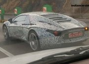 Spy Shots: DC Avanti Caught On The Road - image 615352