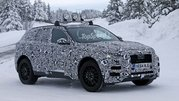 Spy Shots: Jaguar F-Pace Testing In The Snow - image 615720