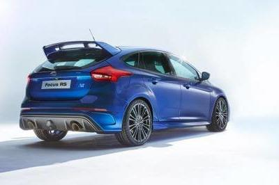 New Ford Focus RS Gets a Funky AWD System Exterior - image 615047
