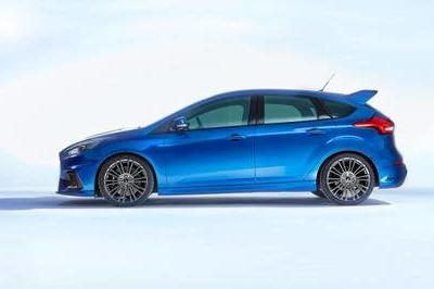 New Ford Focus RS Gets a Funky AWD System Exterior - image 615048