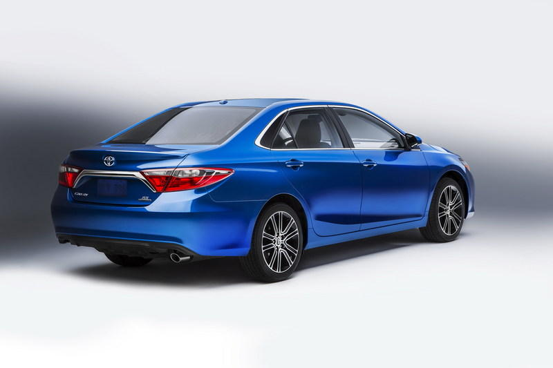 2016 Toyota Camry Special Edition High Resolution Exterior - image 615595