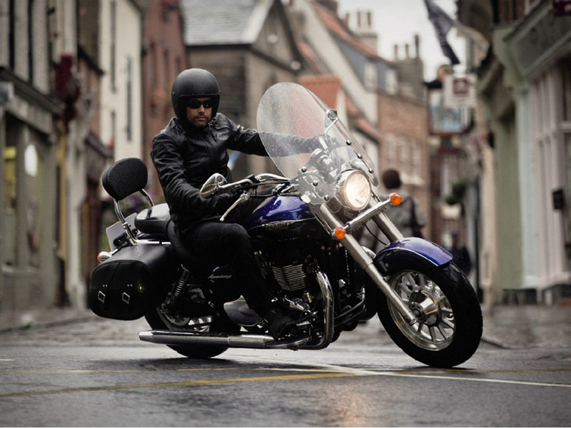 2015 Triumph America LT High Resolution Exterior - image 615912