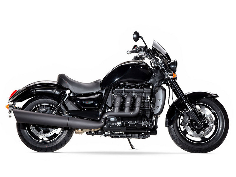 2015 Triumph Rocket X Special Edition High Resolution Exterior - image 615968