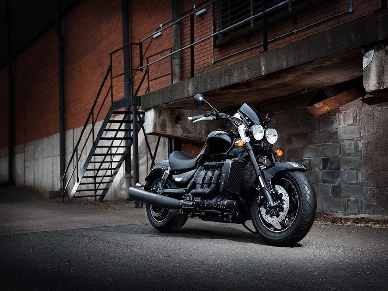 2015 Triumph Rocket X Special Edition High Resolution Exterior - image 615971