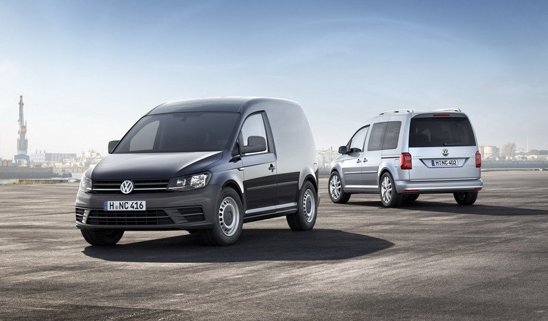 2016 Volkswagen Caddy High Resolution Exterior Wallpaper quality - image 615558