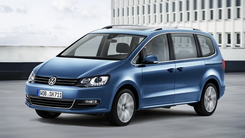 2015 Volkswagen Sharan High Resolution Exterior - image 617957