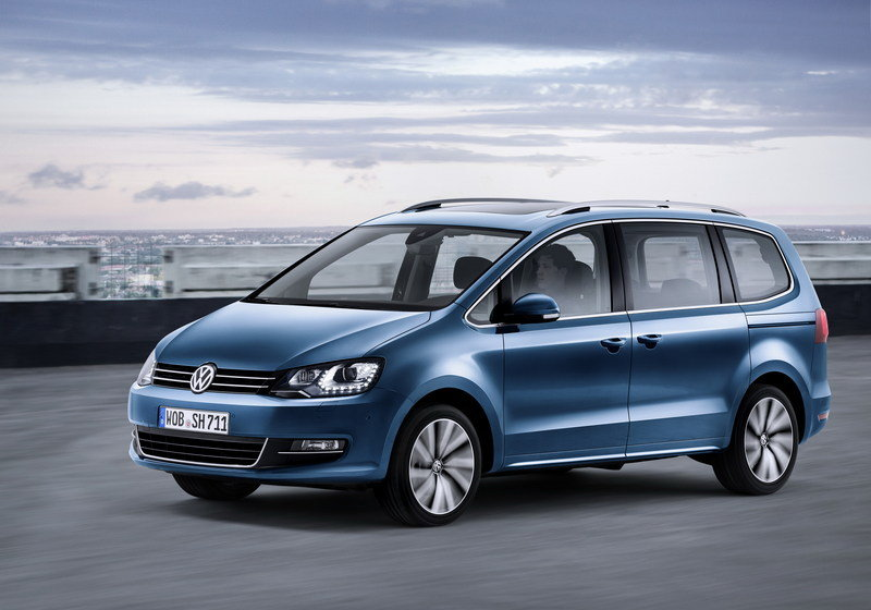 2015 Volkswagen Sharan High Resolution Exterior Wallpaper quality - image 617945
