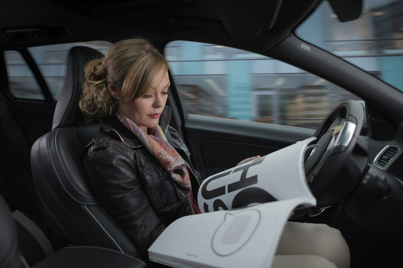 Volvo Presents Drive Me - Self-driving Cars For Sustainable Mobility Interior - image 618174