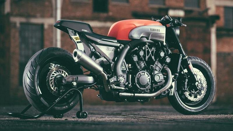 2015 Yard Built VMAX Infrared by JvB-moto