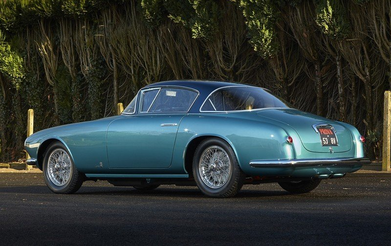 1953 Fiat 8V Vignale Coupe High Resolution Exterior - image 623023