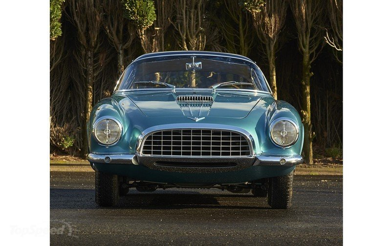1953 Fiat 8V Vignale Coupe High Resolution Exterior - image 623024
