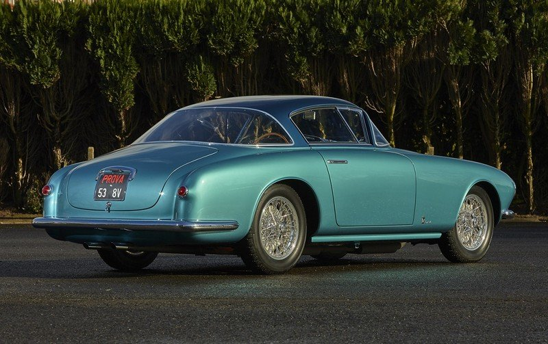 1953 Fiat 8V Vignale Coupe High Resolution Exterior - image 623025