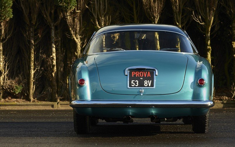 1953 Fiat 8V Vignale Coupe High Resolution Exterior - image 623013