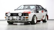 1982 Audi Quattro A1 Group B Rally Car - image 621696
