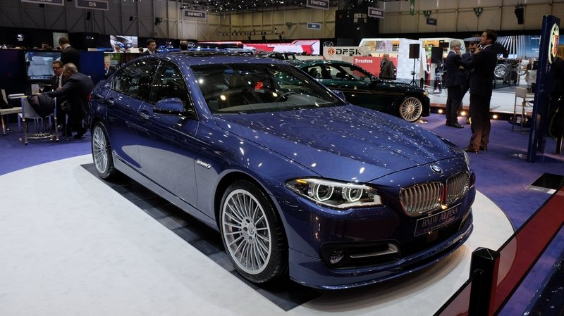 "2015 Alpina B5 Bi-Turbo ""Edition 50"""