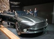 Aston Martin Predicts Its First SUV To Become Its Best-Seller - image 621910