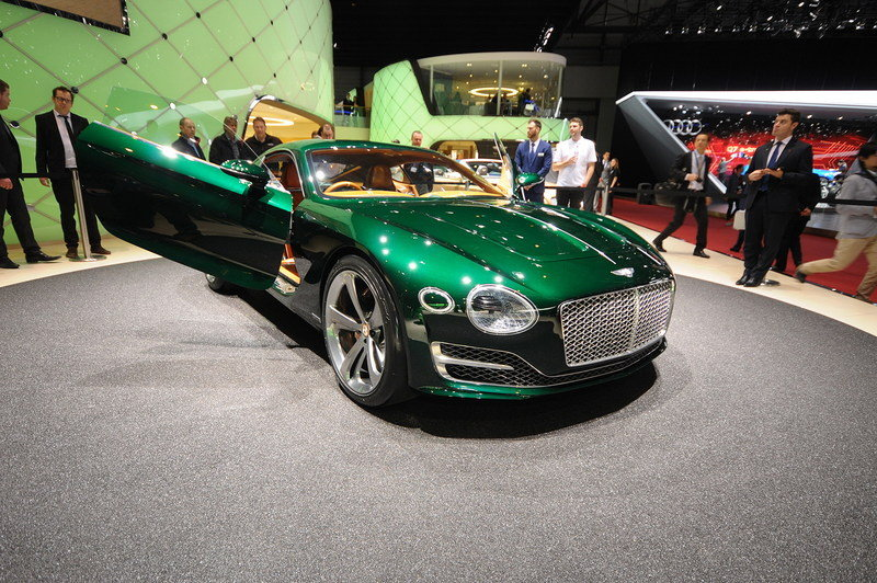 2015 Bentley EXP 10 Speed 6 Exterior - image 622005