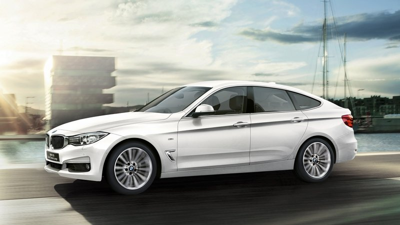 2015 BMW 3 Series Gran Turismo Luxury Lounge Edition