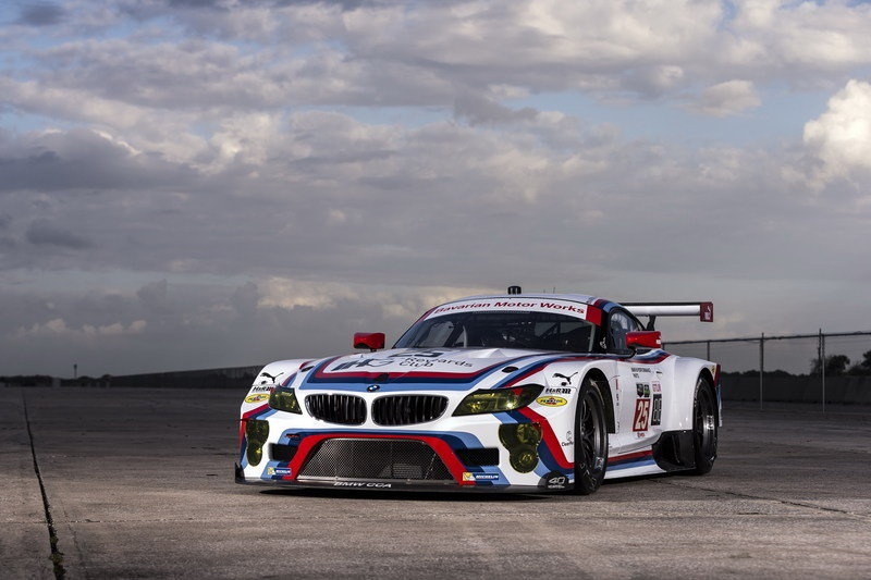2015 Bmw Z4 Gtlm Review Top Speed