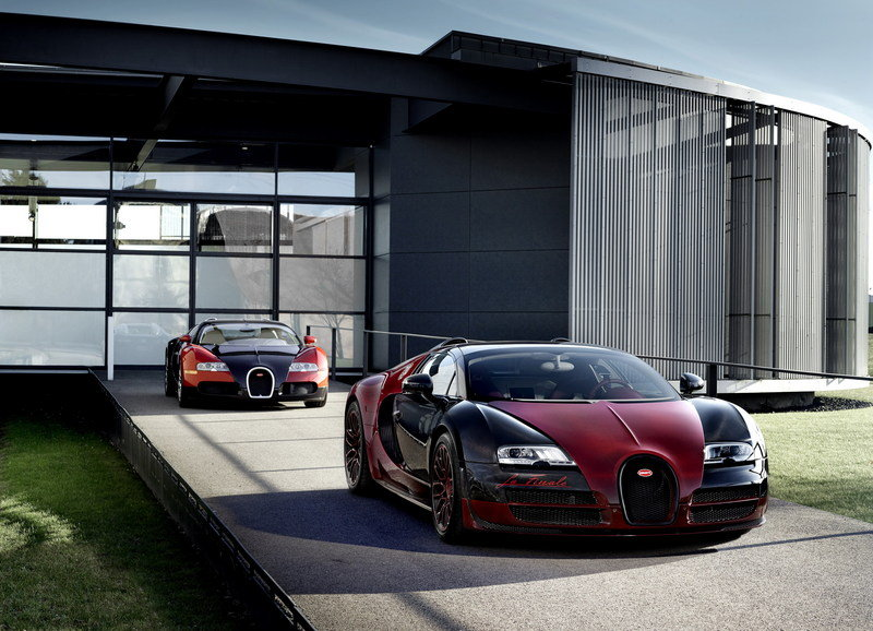 "2015 Bugatti Veyron Grand Sport Vitesse ""La Finale"" High Resolution Exterior - image 619452"