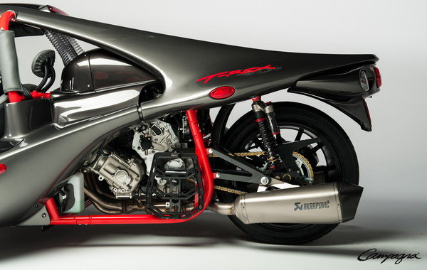 2015 campagna t rex 20th anniversary edition car review top speed. Black Bedroom Furniture Sets. Home Design Ideas